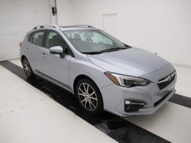 2019 Subaru Impreza 2.0i Limited 5-Door CVT 5-door