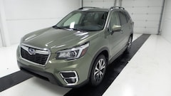 2020 Subaru Forester Limited SUV JF2SKAUC8LH513579 for sale in Topeka, KS at Briggs Subaru of Topeka