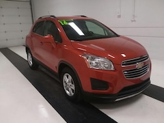 Used 2016 Chevrolet Trax FWD 4DR LT SUV AJMTB0216 for sale in Topeka, KS