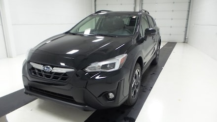 Featured new 2021 Subaru Crosstrek Limited SUV for sale in Topeka, KS