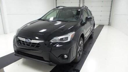 Featured new 2021 Subaru Crosstrek Limited SUV for sale in Topeka, KS