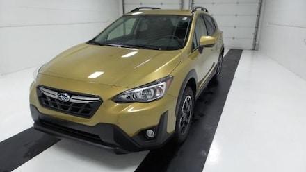 Featured new 2021 Subaru Crosstrek Premium SUV for sale in Topeka, KS