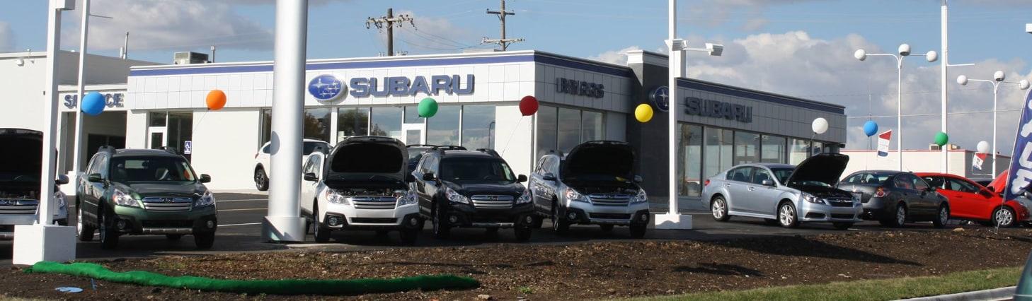 Subaru Dealership Kansas City >> Directions To Briggs Subaru Of Topeka Kansas Subaru Dealer