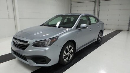 Featured new 2021 Subaru Legacy Premium Sedan for sale in Topeka, KS