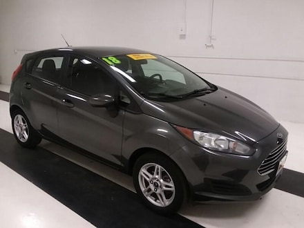 Featured used 2018 Ford Fiesta SE Hatch Hatchback for sale in Topeka, KS