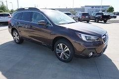 2019 Subaru Outback 2.5i Limited SUV 4S4BSANC0K3347675 for sale in Lawrence, KS at Briggs Subaru of Lawrence