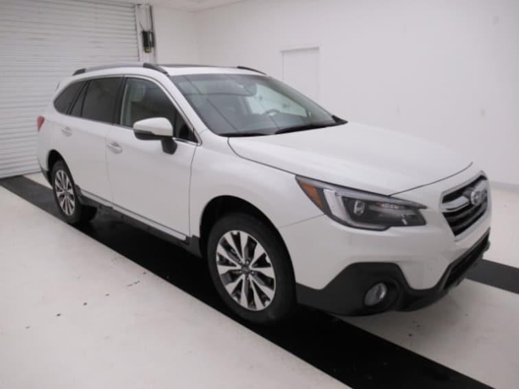New 2019 Subaru Outback 2.5i Touring SUV for sale in Topeka, KS at Briggs Subaru of Topeka