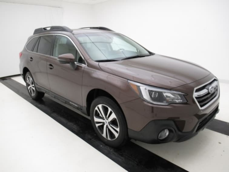 New 2019 Subaru Outback 2.5i Limited SUV for sale in Topeka, KS at Briggs Subaru of Topeka