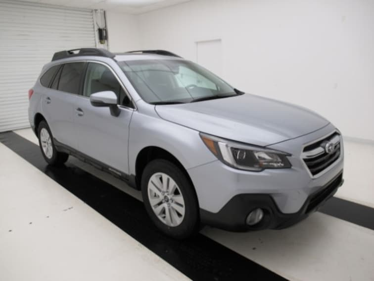 New 2019 Subaru Outback 2.5i Premium SUV for sale in Topeka, KS at Briggs Subaru of Topeka