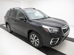 New 2019 Subaru Forester Limited SUV JF2SKASC9KH479055 for sale in Topeka, KS