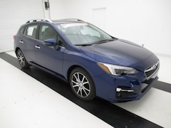 New 2018 Subaru Impreza 2.0i Limited with EyeSight, Moonroof, Navigation, Blind Spot Detection & Starlink 5-door for sale in Topeka, KS