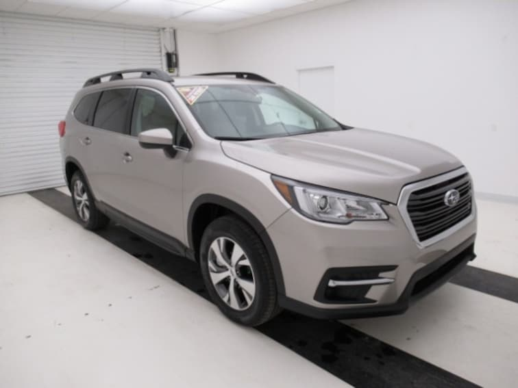 New 2019 Subaru Ascent Premium 8-Passenger SUV Kansas City