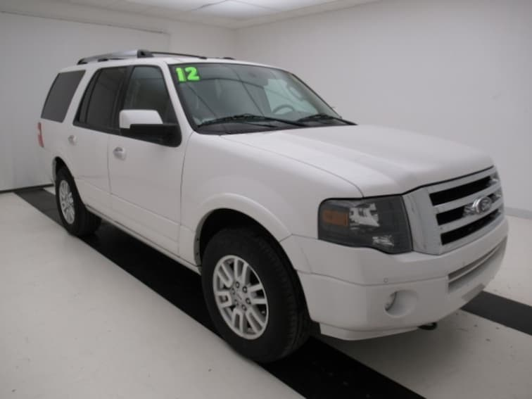 2012 Ford Expedition 4WD  Limited SUV