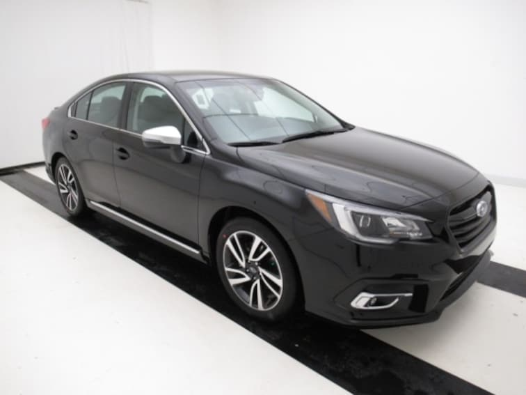 New 2019 Subaru Legacy 2.5i Sport Sedan for sale in Topeka, KS at Briggs Subaru of Topeka