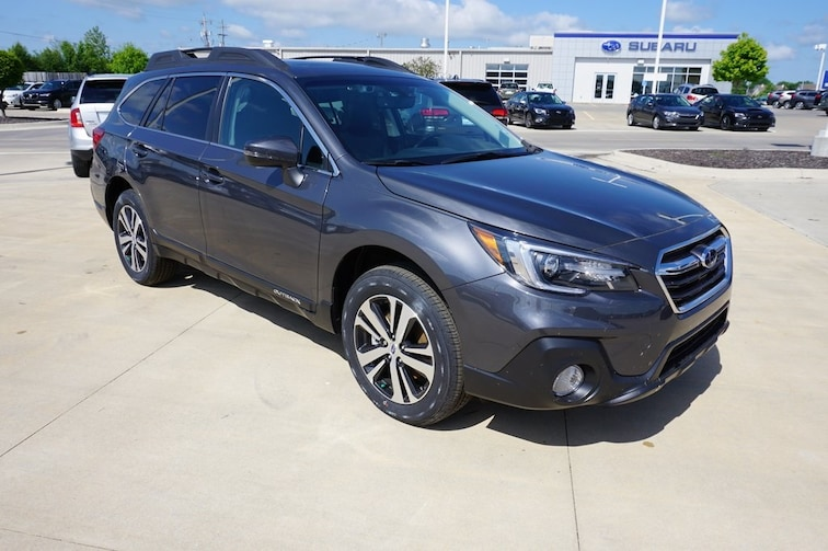 New 2019 Subaru Outback 2.5i Limited SUV for sale in Topeka, KS at Briggs Subaru of Topeka