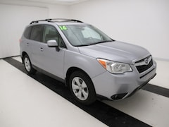 Certified Pre-Owned 2016 Subaru Forester CVT 2.5i Limited SUV JF2SJAHC2GH469100 for sale in Topeka, KS