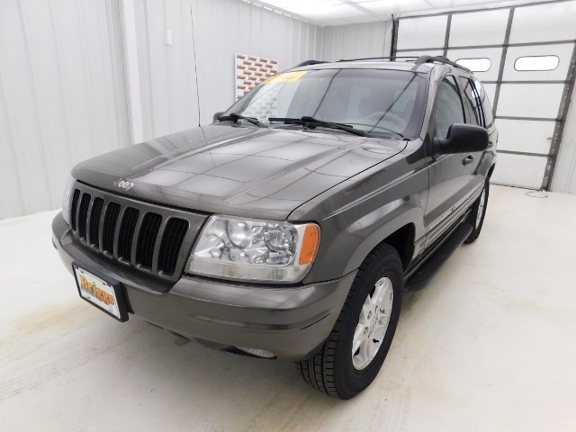 2000 Jeep Grand Cherokee Limited 4WD SUV