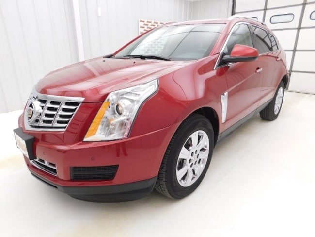 2015 CADILLAC SRX AWD  Luxury Collection SUV