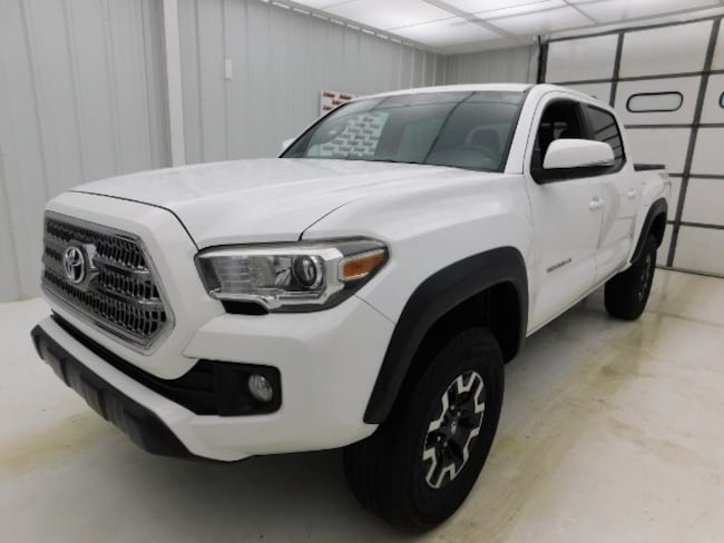 2016 Toyota Tacoma 4WD Double Cab V6 AT TRD Off Road Truck Double Cab