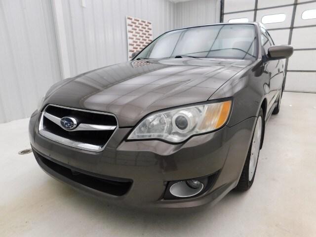 2008 Subaru Legacy Limited Sedan