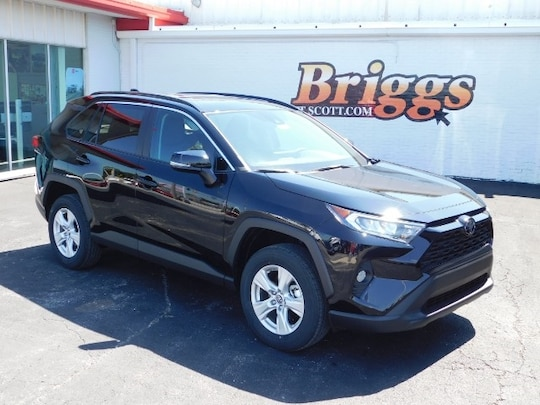 Briggs Toyota Fort Scott | New Toyota dealership in Fort