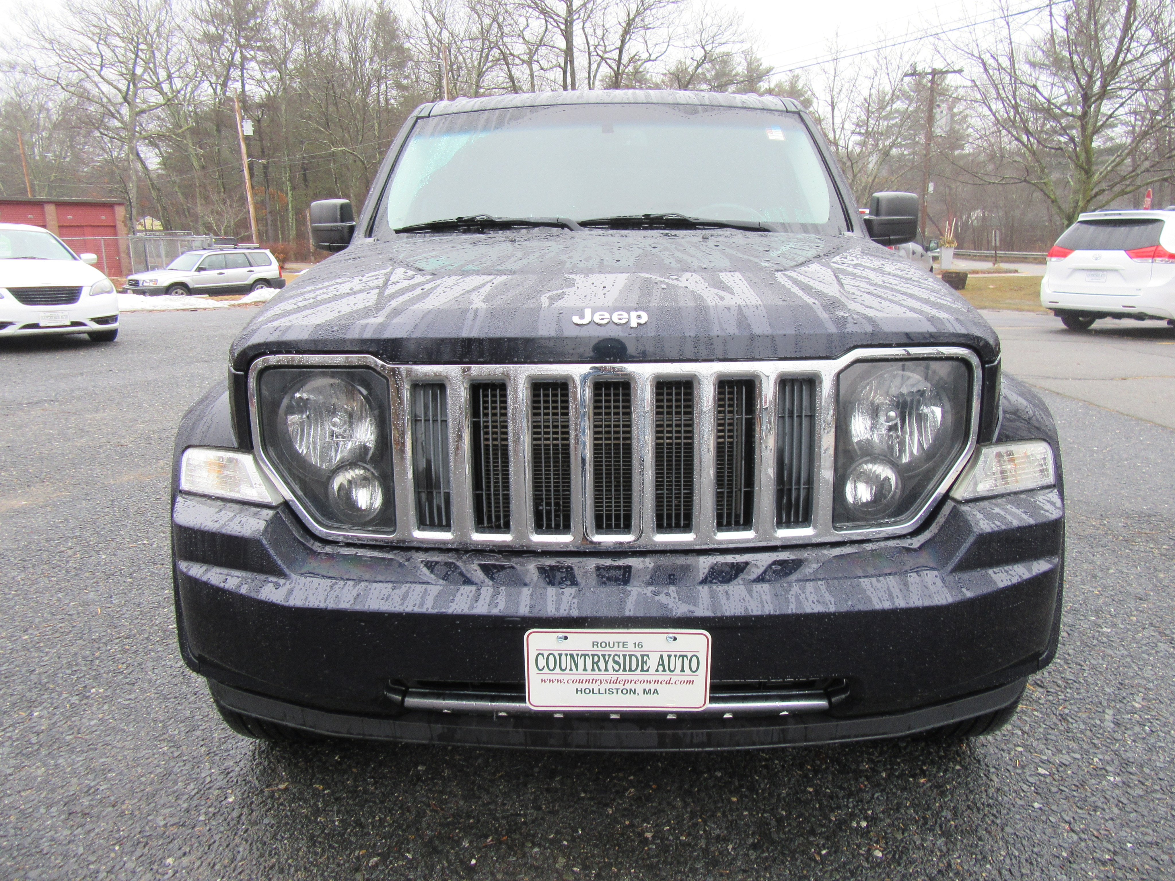 2011 Jeep Liberty Limited SUV