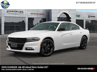 2020 Dodge Charger SXT AWD