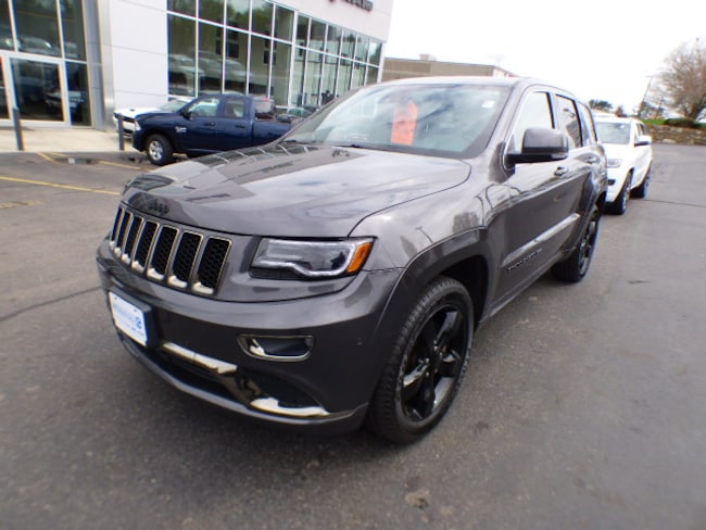 2016 Jeep Grand Cherokee High Altitude SUV
