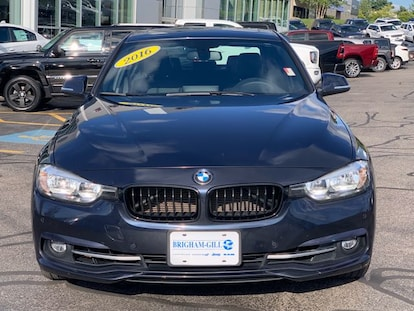Used 2016 BMW 3 Series 328i xDrive at Brigham Gill, Your