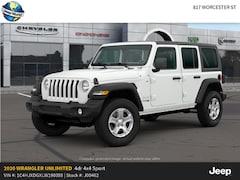 2020 Jeep Wrangler Unlimited Sport S V6