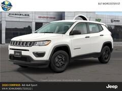 2020 Jeep Compass Sport 4x4