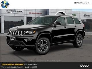 2020 Jeep Grand Cherokee North Edition 4x4