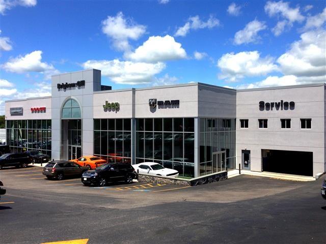 BrighamGill Chrysler Jeep Dodge Ram Jeep Sales In Natick MA - Dealer chrysler