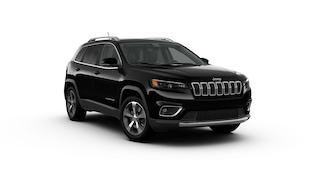 2019 Jeep Cherokee Limited V6 4x4
