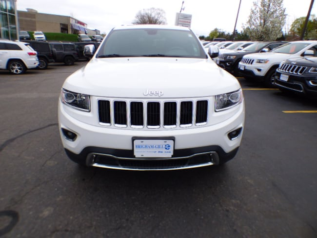 2016 Jeep Grand Cherokee Limited SUV