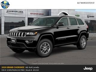 2020 Jeep Grand Cherokee Laredo E 4x4