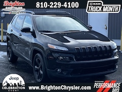 2017 Jeep Cherokee High Altitude High Altitude 4x4 *Ltd Avail*