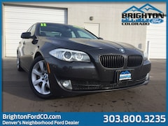 2011 BMW 5 Series 550i xDrive Sedan