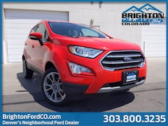 2019 Ford EcoSport Titanium SUV 13133R