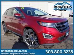 2017 Ford Edge Sport SUV K9229A