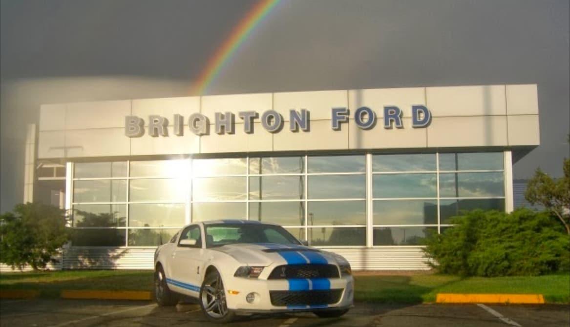 Ford Dealership Denver >> Brighton Ford Dealership Near Denver Thornton Co