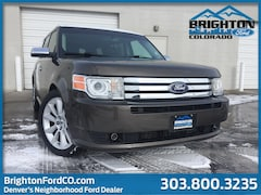 2011 Ford Flex Limited w/Ecoboost SUV