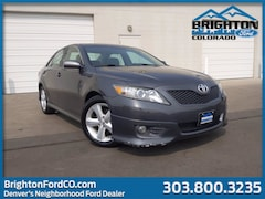 Used Toyota Camry Brighton Co