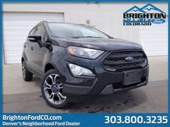 2019 Ford EcoSport SES SUV 13121R
