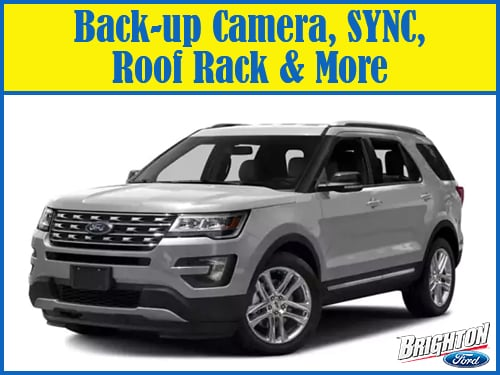 Ford explorer lease 199