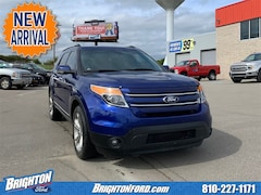 2013 Ford Explorer Limited SUV 1FM5K8F88DGA08481