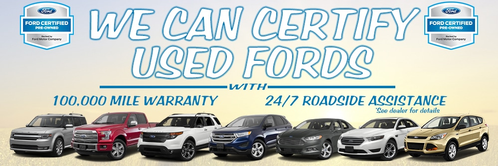 Certified Used Cars >> Certified Pre Owned Ford Used Cars Used Trucks For Sale Truck