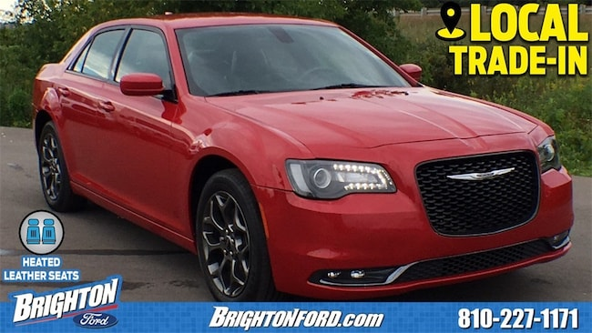 Used 2015 Chrysler 300 S Sedan Brighton, MI