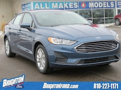 New 2019 Ford Fusion SE Sedan for Sale in Brighton, MI