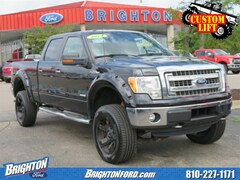 2014 Ford F-150 XLT Truck 1FTFW1ET5EFC02063